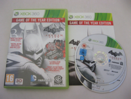 Batman Arkham City - Game of the Year Edition (360)