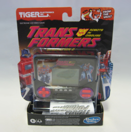 Transformers Generation 2 - Tiger Electronics - LCD Game 2020 (New)