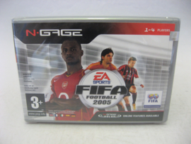 FIFA Football 2005 (N-Gage, Sealed)