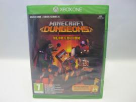 Minecraft Dungeons - Hero Edition (XONE/SX, Sealed)