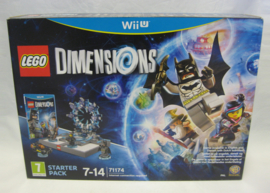 Lego Dimensions Bundle - Wii U (SCN, NEW)