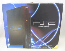 PlayStation 2 Console Set 'Black' SCPH-50004 (Boxed)