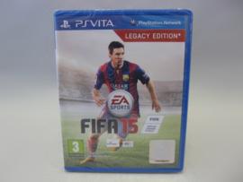 FIFA 15 Legacy Edition (PSV, Sealed)