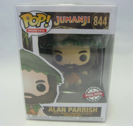 POP! Alan Parrish w/ Knife - Jumanji - Special Edition (New)