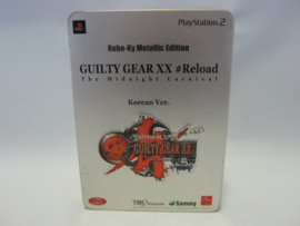 Guilty Gear XX #Reload - The Midnight Carnival - Korean Version (JAP)
