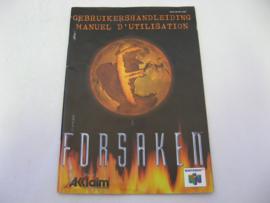 Forsaken *Manual* (FAH)