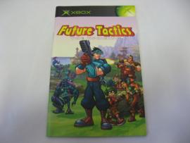 Future Tactics - The Uprising *Manual* (XBX)