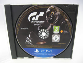 Gran Turismo Sport *Disc Only* (PS4)