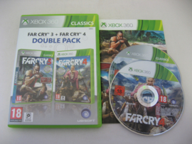 Farcry 3 + Farcry 4 Double Pack (360)