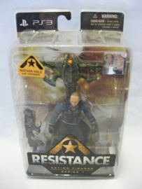 Resistance Action Figure Series 1 - Nathan Hale w/ Swarmer (New)