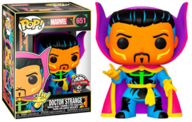POP! Doctor Strange (Black Light) - Marvel - Special Edition (New)