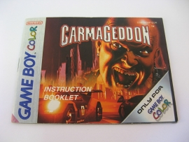 Carmageddon *Manual* (EUR)