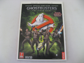 Ghostbusters The Video Game - Official Game Guide (Prima)