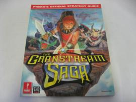 Granstream Saga - Official Strategy Guide (Prima, PS1)
