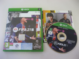 FIFA 21 (XONE/SX)