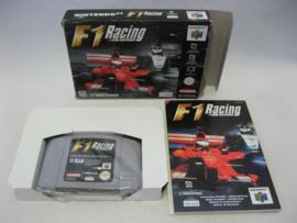 F1 Racing Championship (EUR, CIB)