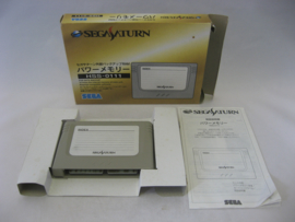 Original Saturn Backup Memory (JAP, Boxed)