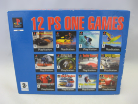 All Star Action / 12 PS One Games (PAL)