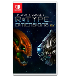 R-Type Dimensions EX (Switch, NEW)