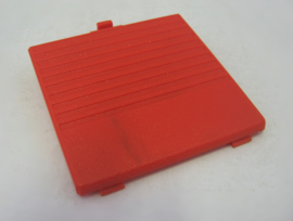 Original Battery Cover for 'Red' GameBoy Classic