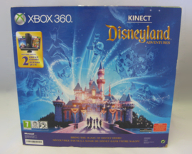 XBOX 360 S 4GB Console Set 'Kinect Disneyland Adventures Pack' (Boxed)