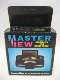 Master View Magnifier - Game Gear (Boxed)