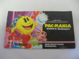 Pac-Mania *Manual*