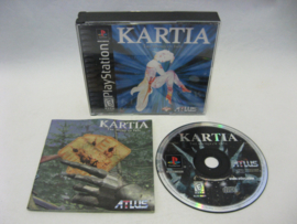 Kartia - The Word of Fate (USA)