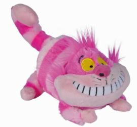 Cheshire Cat Lying 20cm Plush - Alice in Wonderland (New)