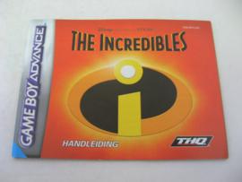 Incredibles *Manual* (HOL)