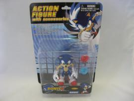Sonic X - Sonic Action Figure (New)