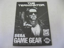Terminator *Manual* (GG)