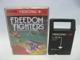 Freedom Fighters (Videopac+ 39)
