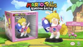 Mario + Rabbids Kingdom Battle: Rabbid Peach 6'' Figurine (New)