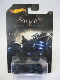 Batman Arkham Knight Batmobile - Hot Wheels (New)