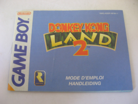 Donkey Kong Land 2 *Manual* (FAH)