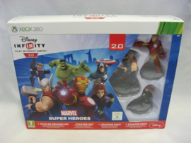 Disney Infinity 2.0 - Marvel Super Heroes Starter Set (360, NEW)