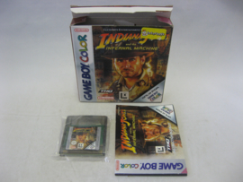 Indiana Jones and the Infernal Machine (EUR, CIB)