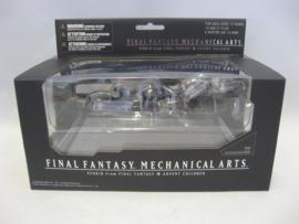 Final Fantasy Mechanical Arts - Fenrir from Final Fantasy VII Advent Children (New)