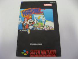 Mario Paint *Manual* (NOE)