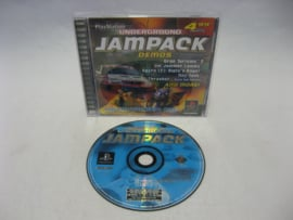 PlayStation Underground Jampack Demos (USA, Demo)