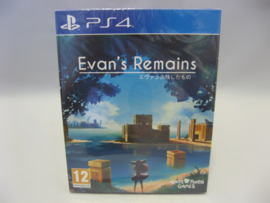 Evan's Remains (PS4, NEW)