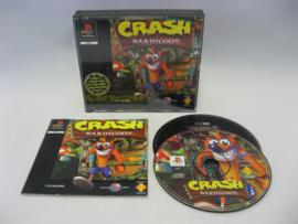 Crash Bandicoot incl. Demo Disc (PAL)