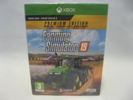 Farming Simulator 19 Premium Edition (XONE/SX, Sealed)