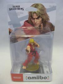 Amiibo Figure - Ken - Super Smash Bros (New)