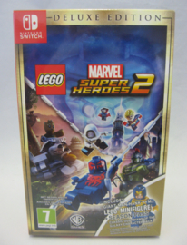 Lego Marvel Super Heroes 2 - Deluxe Edition (FAH, Sealed)