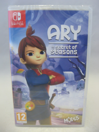 Ary and the Secret of Seasons (EUZ, Sealed)
