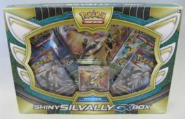 Pokémon TCG: Shiny Silvally GX Box (New)