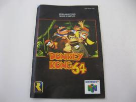 Donkey Kong 64 *Manual* (FRG)