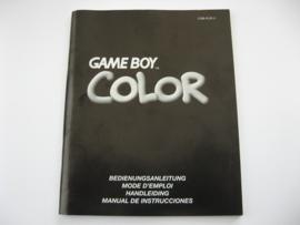 GameBoy Color *Manual* (EUR)